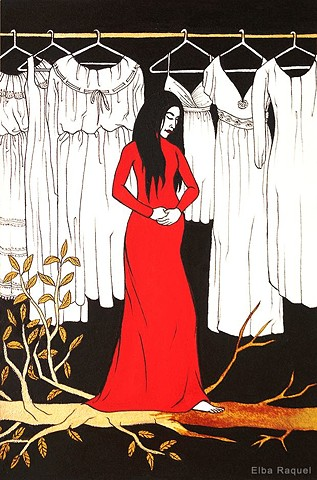 Dream of the Red Dress