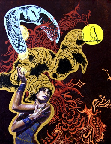 """""""Erykah Badu: Soulful Transformation"""""""