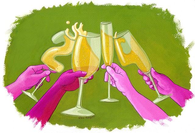 Cheers 2014!