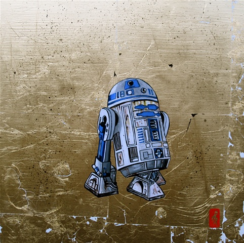R2-D2 (after George Lucas)