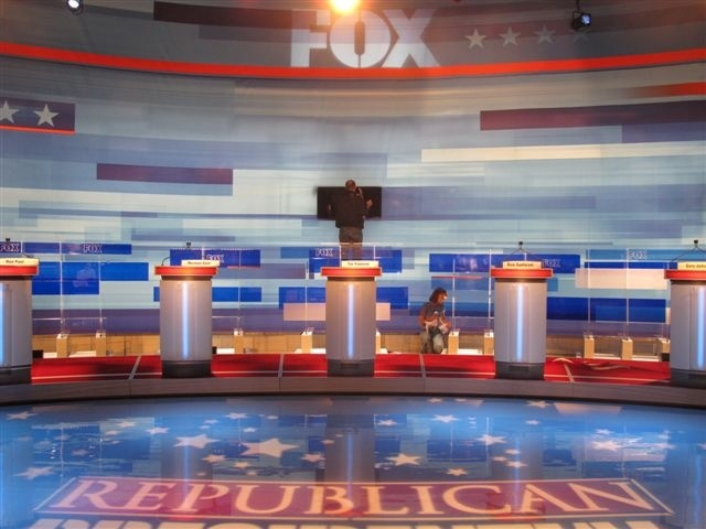 Fox Republican Debates 2011