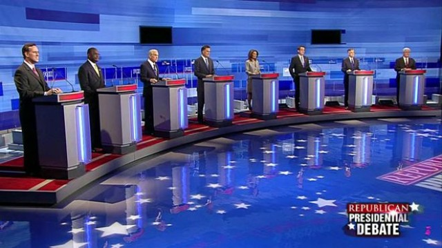 Fox News 2012 Republican Debate Live