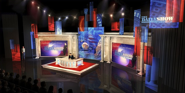 The Daily Show Midterm Election Set 2010