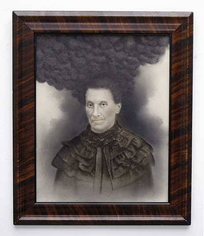 Beverly Rayner, Great Grandmother's Legendary Dark Cloud, Museum of Mesmerism