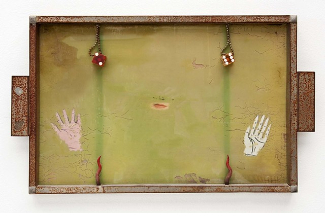 Beverly Rayner, Fortune Teller's Sign, Museum of Mesmerism