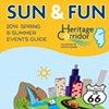 2014 Heritage Corridor CVB Sun & Fun Spring/Summer Events Guide