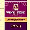 2014 Ottawa Wine Fest Infographic