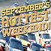 Chicagoland Speedway NASCAR Print/Web Promo