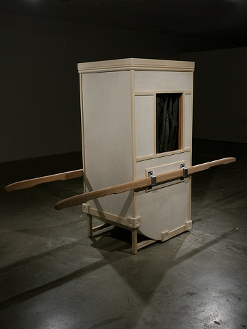 Untitled Sedan Chair for Flora