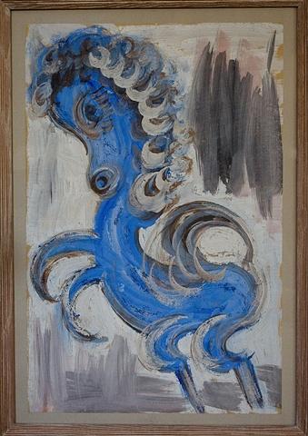 BLUE PONY (CABALLITA)
