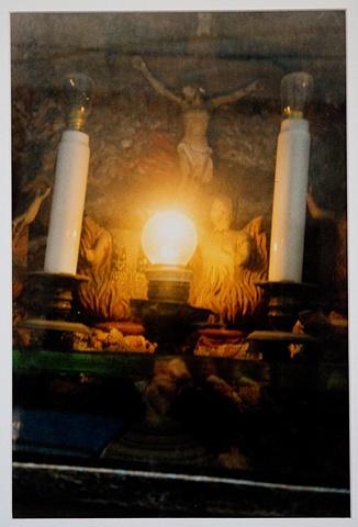 UNTITLED (CHURCH ALTAR, NAPLES, ITALY)