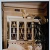 UNTITLED (PLASTER BUSTS AT IN STUDY AT ELVIS'S GRACELAND)