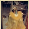 UNTITLED (YELLOW NEGLIGEE IN WINDOW DISPLAY)