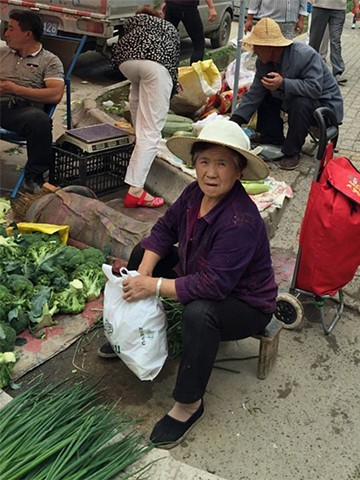Vegitable Vendor