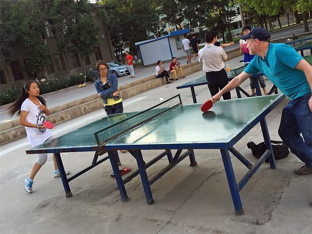 Ping Pong Challenger