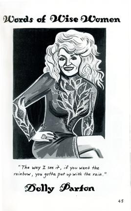 Dolly Parton, The Heartbreak Diet