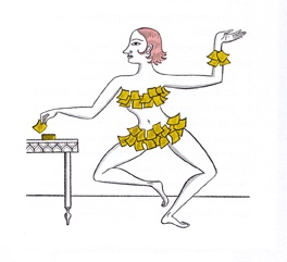 Dance of 1000 Sticky Notes, Office Kama Sutra