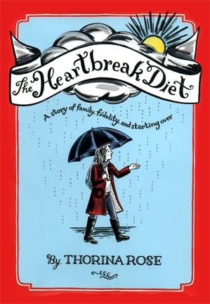 Cover, The Heartbreak Diet