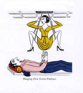 Hanging Grotto, Office Kama Sutra
