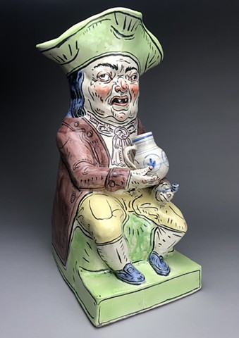 Tobias Philpot (over sized Toby Jug)