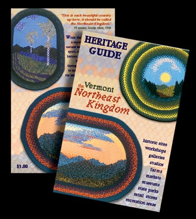 HERITAGE GUIDE BOOK - Vermont's Northeast Kingdom