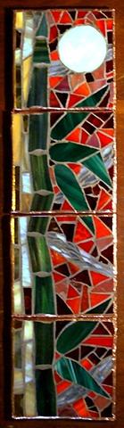 BAMBOOZLE (bamboo puzzle) Coaster Set