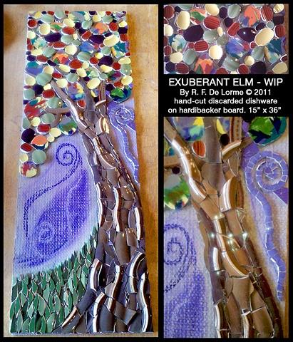 EXUBERANT ELM - WIP Update