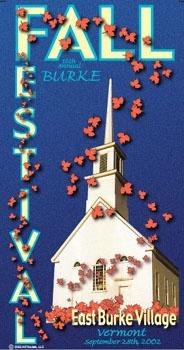 FALL FESTIVAL POSTER 2002
