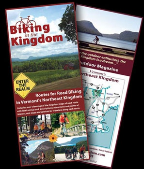 BIKE THE KINGDOM MAP