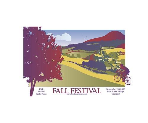 FALL FESTIVAL POSTER - 2006