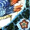 BLUE PHOENIX Mosaic Jewlery