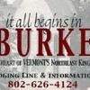 ADVERTISING INSERT FOR BURKE AREA CHAMBER OF COMMERCE (cover)