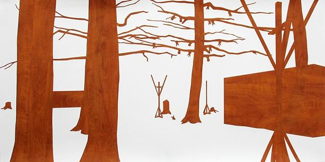 New Forests XXIII