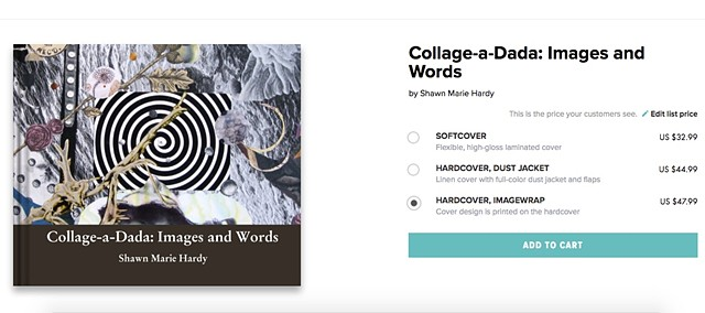 New Book - Collage-a-Dada: Images and Words
