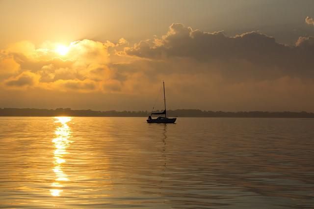 Lake Wawasee Sunrise
