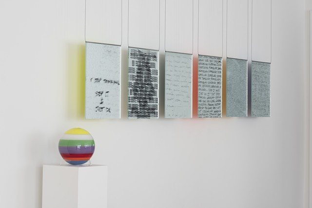 Reflective Translation- A letter from Sol Lewitt to Ava Hess