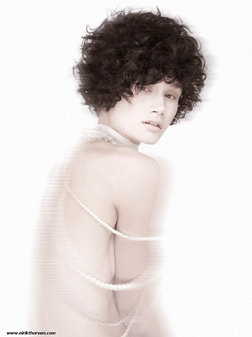 Norwegian Hairdresser of the Year 2011 Contribution