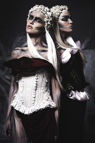 Norwegian Avant Garde Hairdresser of the Year 2014 Contribution