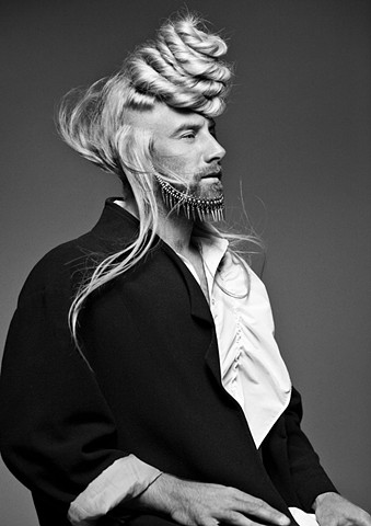 Norwegian Avant Garde Hairdresser of the Year 2013 Finalist