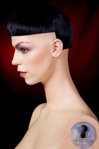 Avant Garde Hairdresser of the Year  2009
