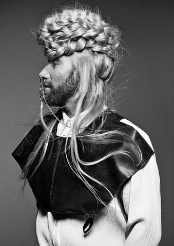 Norwegian Avant Garde Hairdresser of the Year 2013 Finalist