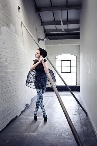 """Designer JoannaAlmaLouvisa """"Human Nature"""" AW 09"""