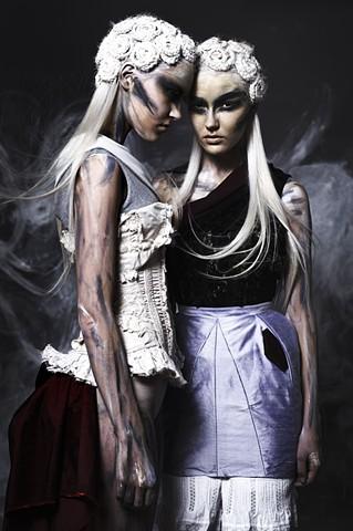 Norwegian Avant Garde Hairdresser of the Year 2014 Contribution