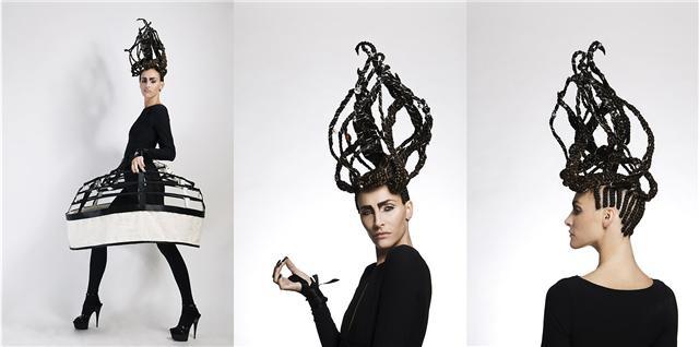 Avant Garde Hairdresser of the Year  2008