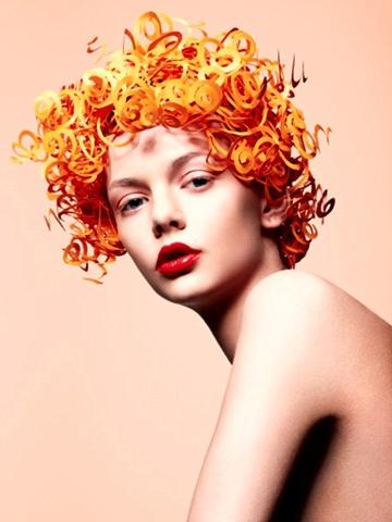 Norwegian Avant Garde Hairdresser of the Year 2010