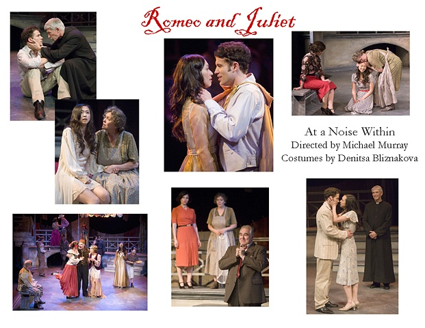 Romeo and Juliet A Noise Within
