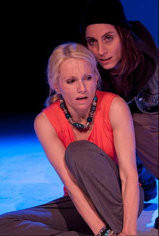 Bechnya, a new play by Saviana Stanescu Hudson Theatre, Los Angeles