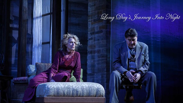 Long Day's Journey Into Night Geffen Playhouse, 2017