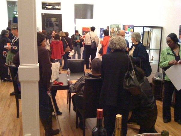 Annie Lee Exhibit, February 2010