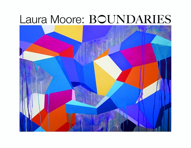 Laura Moore: Boundaries
